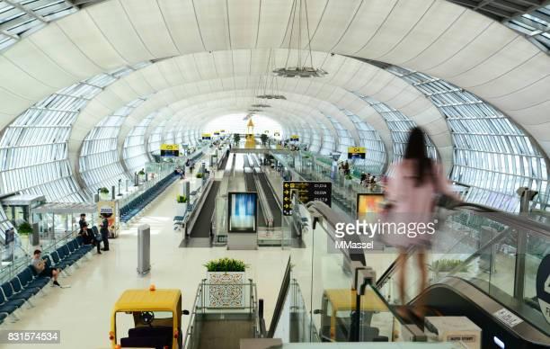 Suvarnabhumi Airport Departure Gate