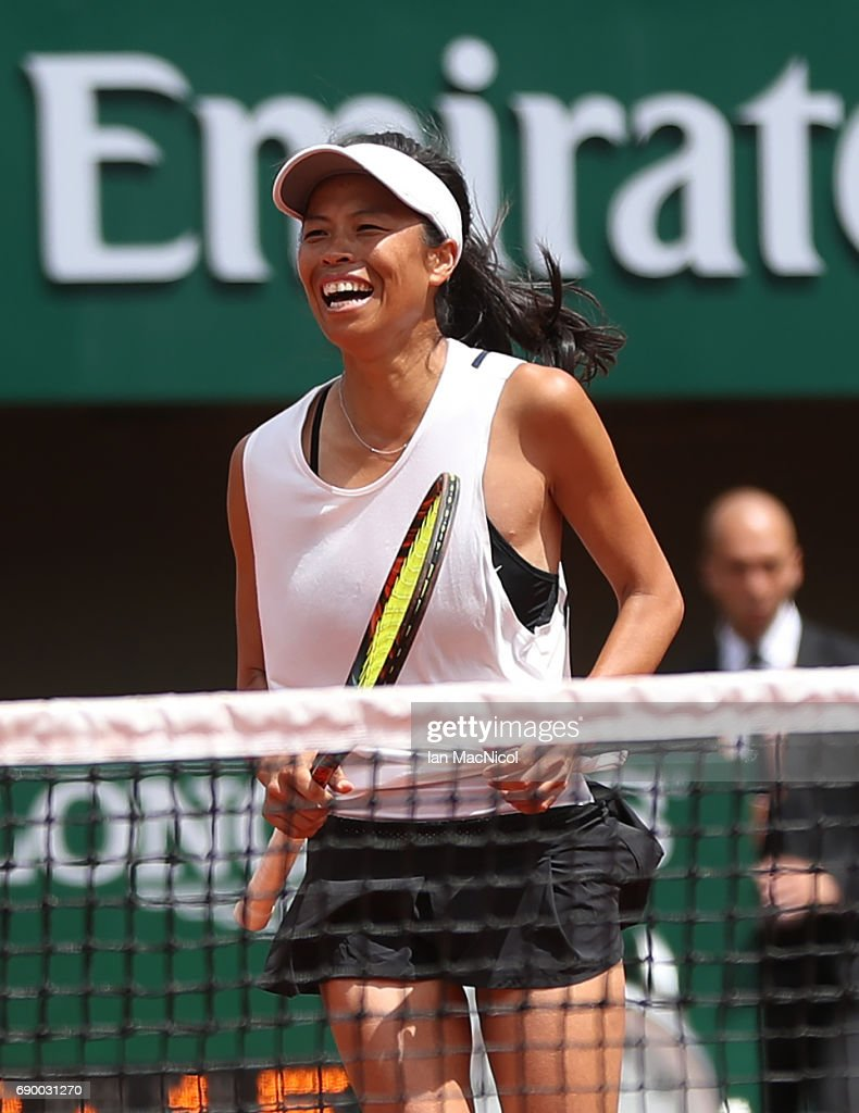 2017 French Open - Day Three