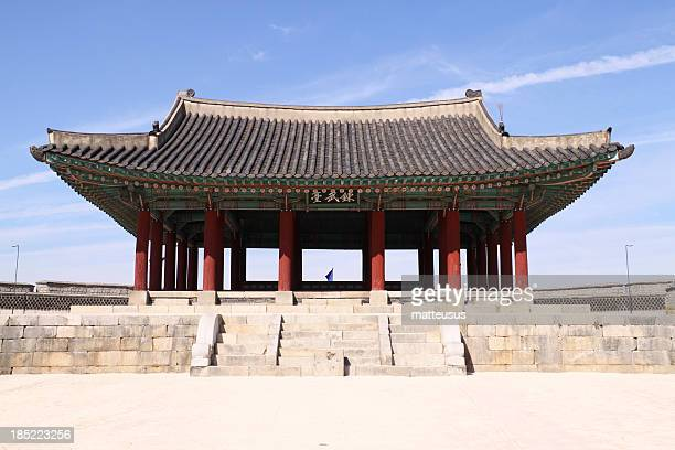 Suwon Hwaseong Fortress South Korea