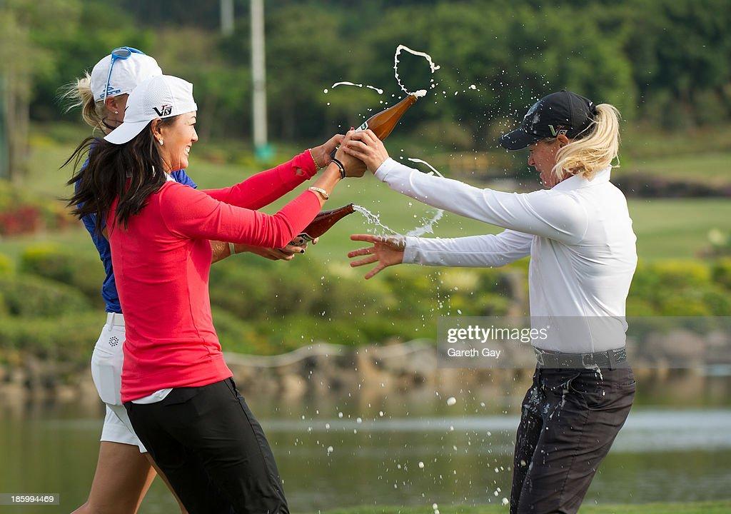 Sunrise LPGA Taiwan Championship: Day 4