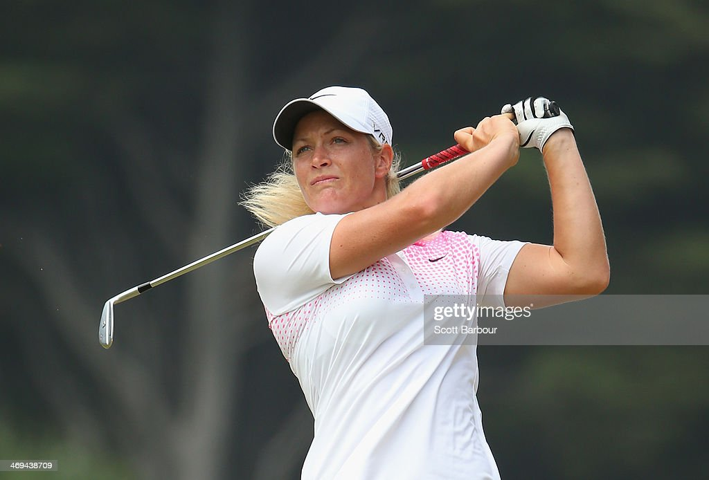 ISPS Handa Women's Australian Open - Day 3