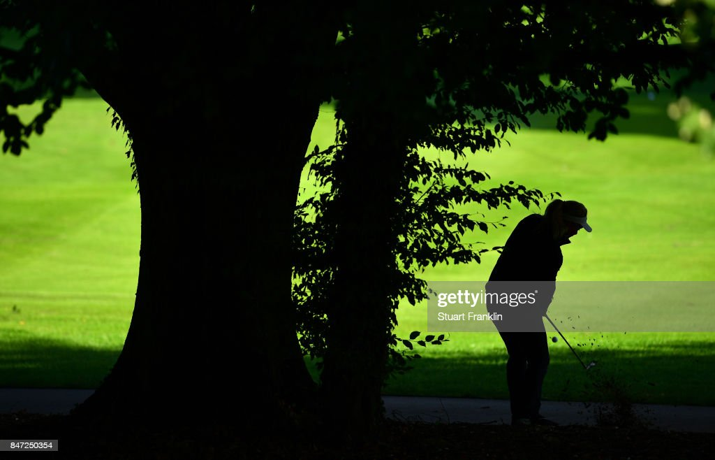 Evian Championship 2017 - Day Two