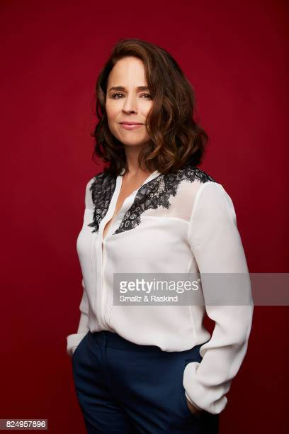 Suzanne Clement of Ovation's 'Versailles' poses for a portrait during the 2017 Summer Television Critics Association Press Tour at The Beverly Hilton...