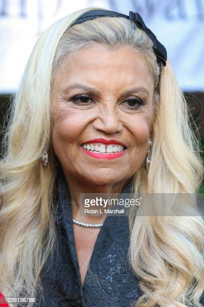 Suzanne de Passe attends the 29th Annual Heroes And Legends Awards at Beverly Hills Hotel on September 23 2018 in Beverly Hills California