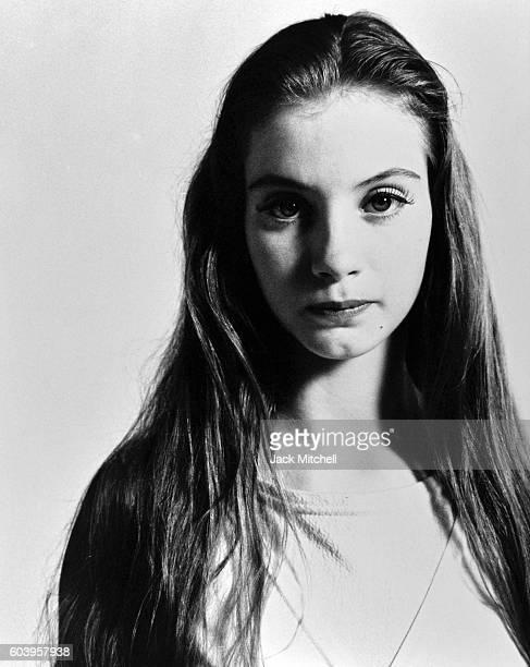 Suzanne Farrell, 1961.