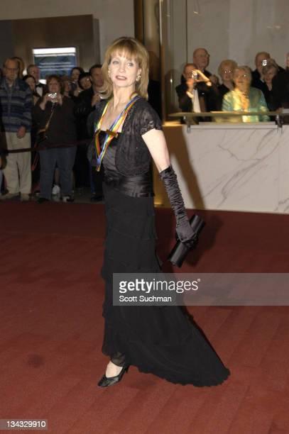 Suzanne Farrell honoree/prima ballerina/choreographer