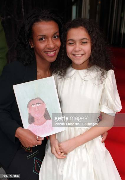 Suzanne Hall one of the mothers to star in a special television commercial after daughter Paris successfully entered a competition in which she...