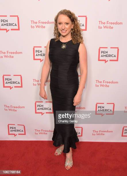 Suzanne Nossel attends PEN America 2018 LitFest Gala at the Beverly Wilshire Four Seasons Hotel on November 02 2018 in Beverly Hills California