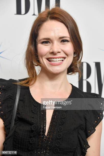 Suzanne Santo attends 34th Annual BMI Film TV Visual Media Awards attends at Regent Beverly Wilshire Hotel on May 9 2018 in Beverly Hills California