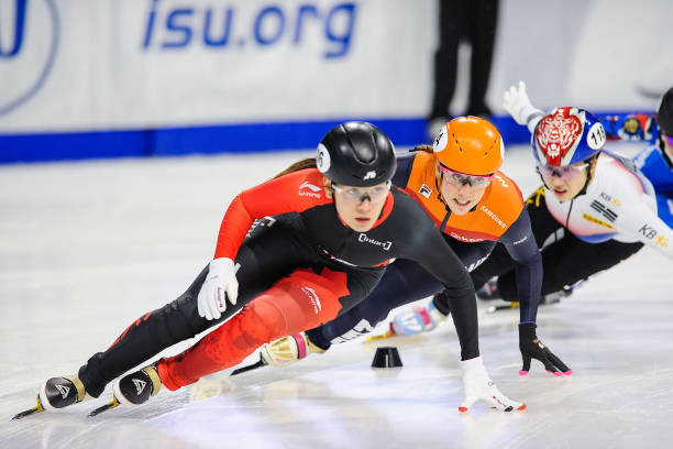 CAN: ISU World Cup Short Track Calgary