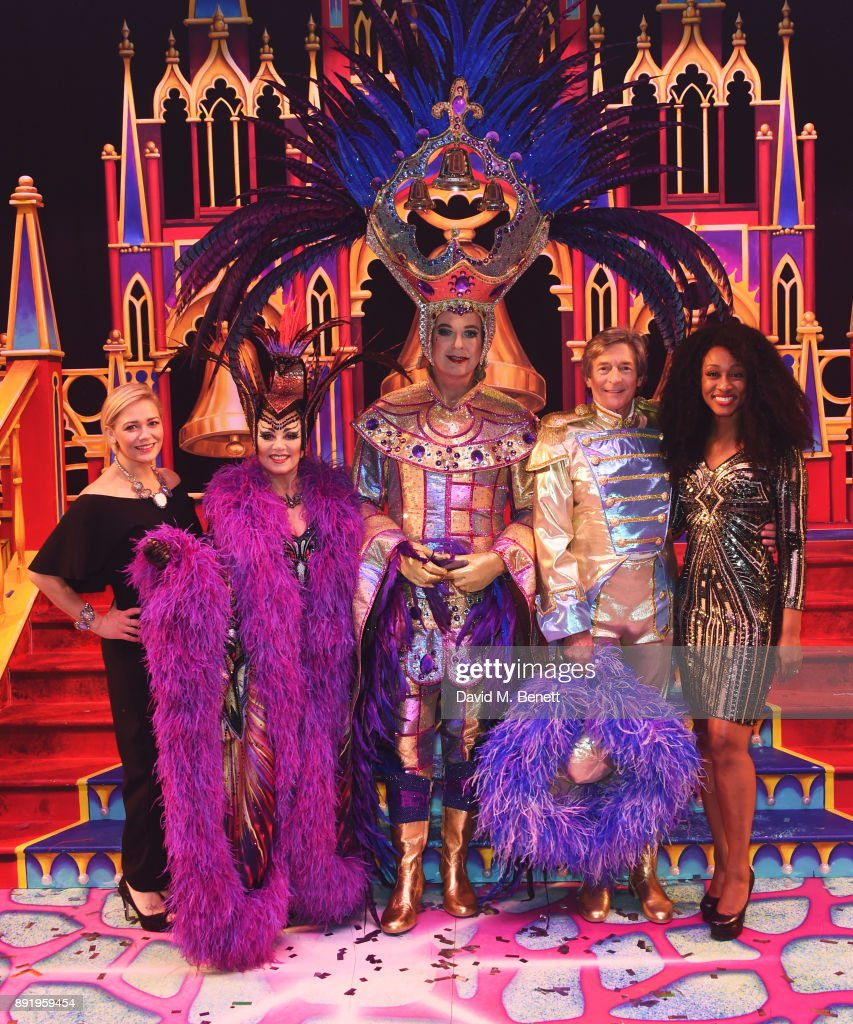 """""""Dick Whittington"""" - Press Night - Curtain Call & After Party"""