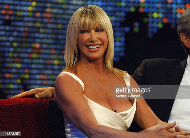 Suzanne Somers 13193_MC_0280JPG during Larry King's Toast to 50 Years in Broadcasting at CNN in Los Angeles California United States
