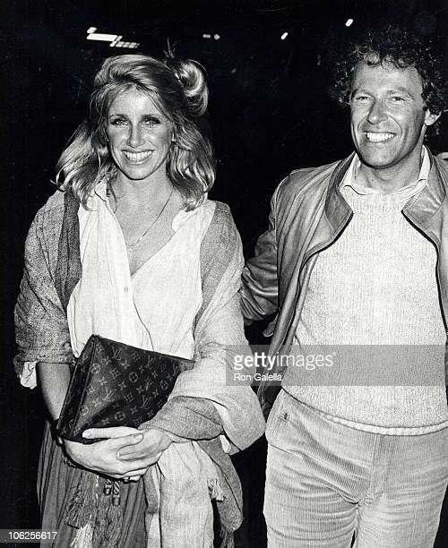 Suzanne Somers and Alan Hamel during Suzanne Somers and Alan Hamel Sighted at Studio 54 May 3 1978 at Studio 54 in New York City New York United...