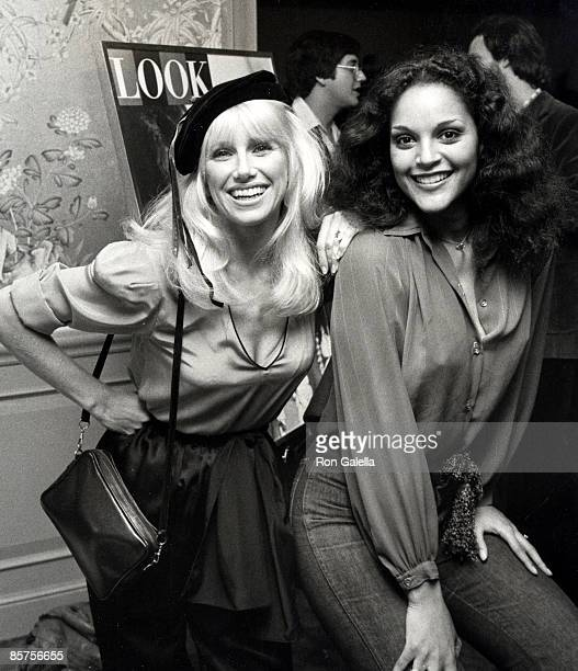 Suzanne Somers and Jayne Kennedy