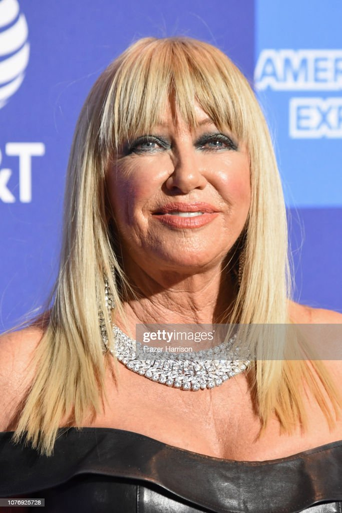suzanne somers attends the 30th annual palm springs international