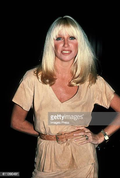Suzanne Somers circa 1979 in New York City