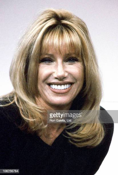 Suzanne Somers during Suzanne Somers Visits the Sally Jesse Raphael Show June 8 1993 at Unitel Studios in New York City New York United States