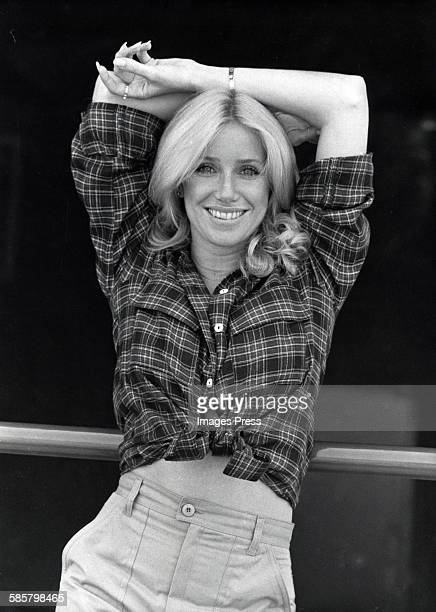 Suzanne Somers photographed circa 1980 in Los Angeles California