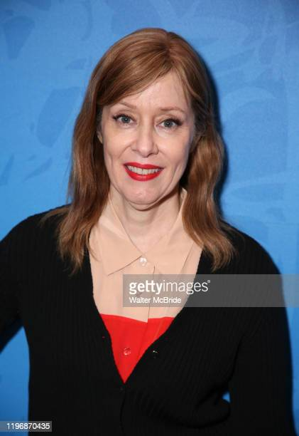Suzanne Vega from the cast of The New Group production of Bob Carol Ted Alice at the Linney Theatre on January 26 2020 in New York City