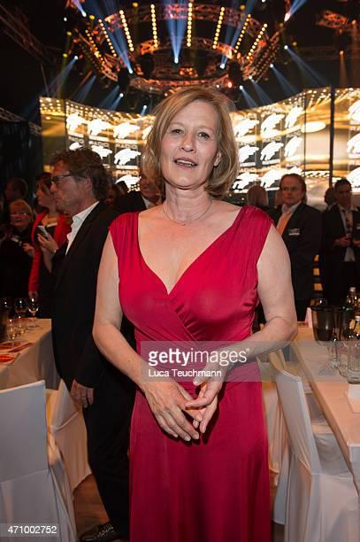 Suzanne von Borsody attends the Radio Regenbogen Award 2015 on April 24 2015 in Rust Germany