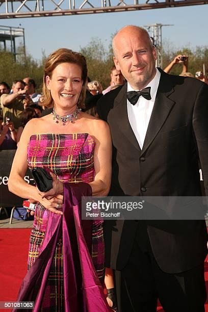 Suzanne von Borsody Freund Jens Schniedenharn Sat1Gala Verleihung Deutscher Fernsehpreis 2009 Coloneum Köln NordrheinWestfalen Deutschland Europa...
