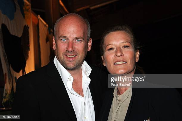 """Suzanne von Borsody, Lebensgefährte Jens Schniedenharn, Party nach dem 16. """"Tabaluga Golf Cup"""" beim """"Eagles Charity Turnier"""", """"Tabaluga..."""