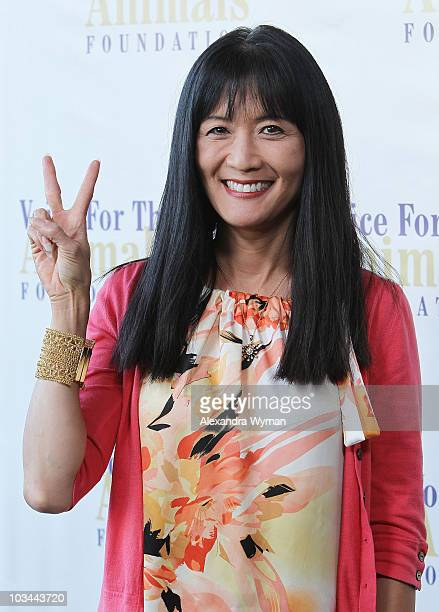 """Suzanne Whang at The """"Laugh-In"""" Tribute To Lily Tomlin held at The Comedy Store on April 8, 2010 in West Hollywood, California."""