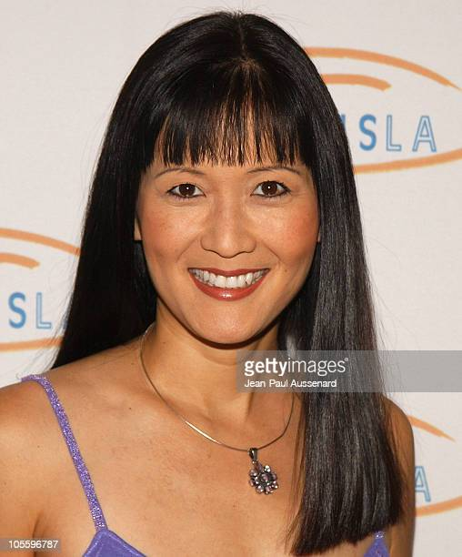 """Suzanne Whang during 3rd Annual """"Hollywood Bag Ladies"""" Lupus Luncheon - Arrivals at Beverly Hills Hotel in Beverly Hills, California, United States."""