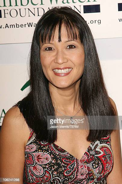 Suzanne Whang during An All-Star Comedy Lineup to benefit the AmberWatch Foundation - Arrivals at Original Improv-Hollywood in Hollywood, California,...