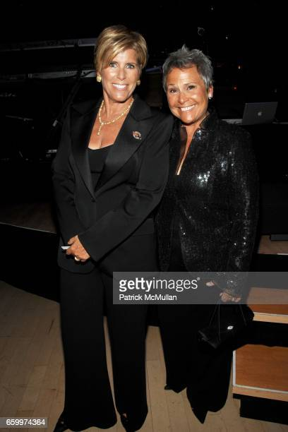 Suze Orman and Kathy Travis attend TIME MAGAZINE'S 100 MOST INFLUENTIAL PEOPLE 2009 at Jazz At Lincoln Center on May 5 2009 in New York City