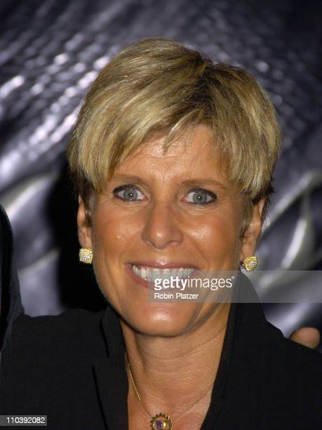 Suze Orman during American Women in Radio Television 30th Annual Gracie Allen Awards at New York Marriot Marquis Hotel in New York City New York...