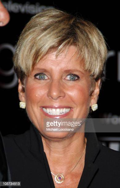 Suze Orman during American Women in Radio Television's 30th Annual Gracie Allen Awards at The Marriott Marquis in New York City New York United States