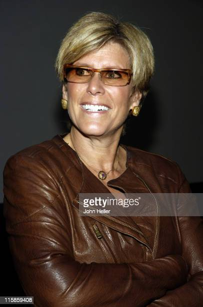 Suze Orman during Suze Orman Signs 'The Money Book for the Young Fabulous Broke' at The Apple Store in Santa Monica at Apple Store in Santa Monica...