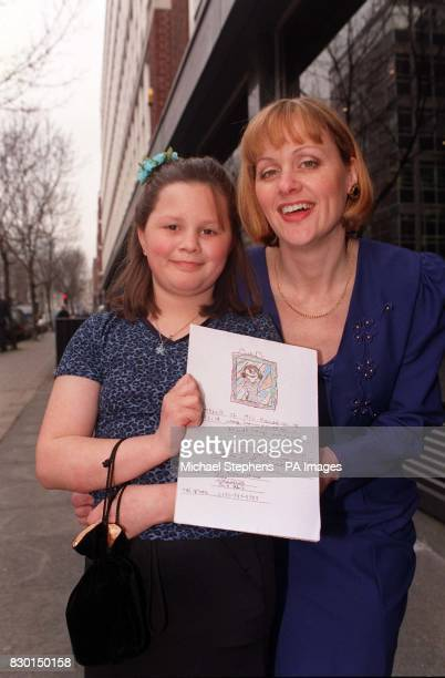 Suzette Howard one of the mothers to star in a special television commercial after her daughter Cheryl successfully entered a competition in which...