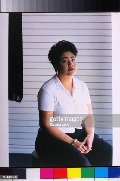 Suzette Quintanilla sister of slain tejano singer Selena