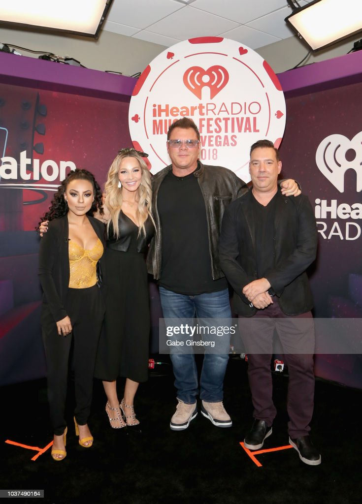 Suzette Rodriguez, Kyle Unfug, Johnjay Van Es, and Rich