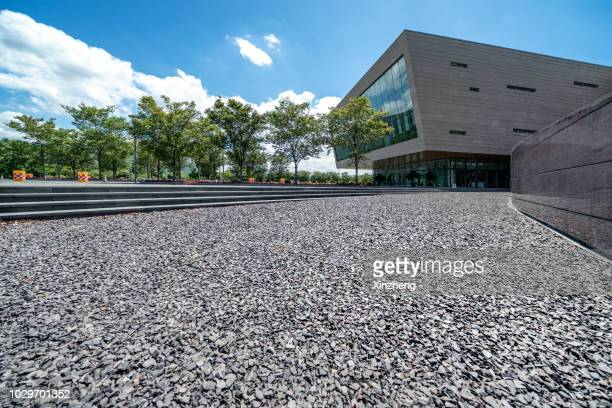 suzhou district planning exhibition hall, china - gravel stock pictures, royalty-free photos & images