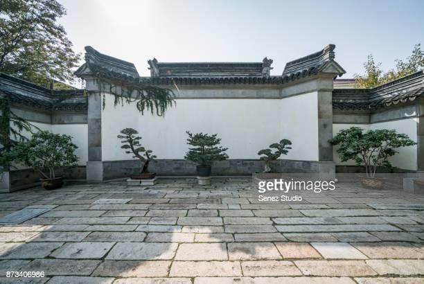 Suzhou Dongshan Engraving Buildings