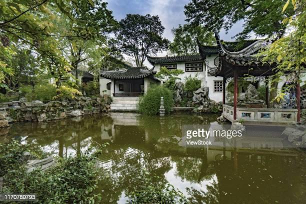 suzhou gardens - garden - 1 - suzhou stock pictures, royalty-free photos & images