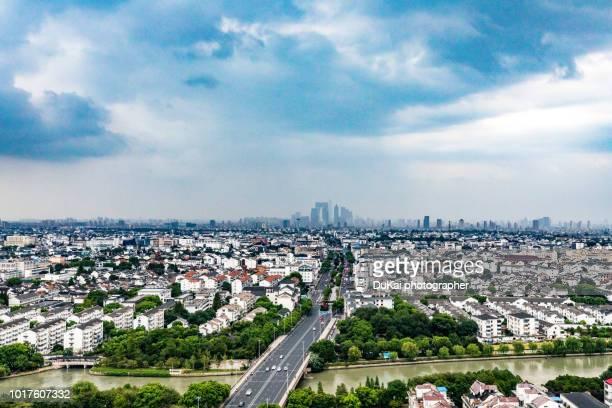 suzhou skyline