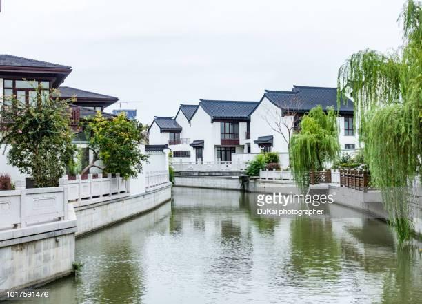 Suzhou traditional Chinese architecture