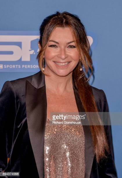 Suzi Perry attends BBC's Sports Personality Of The Year held at Liverpool Echo Arena on December 17 2017 in Liverpool England