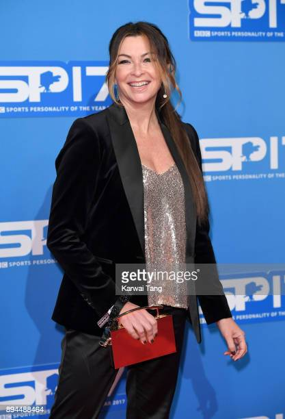 Suzi Perry attends the BBC Sports Personality of the Year 2017 Awards at the Echo Arena on December 17 2017 in Liverpool England