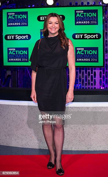 Suzi Perry attends the BT Sport Action Woman of the Year awards on December 12 2016 in London United Kingdom