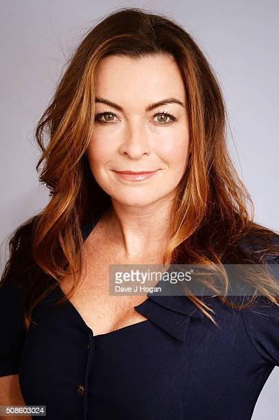 Suzi Perry attends the F1 Zoom Auction in aid of the renowned Great Ormond Street Hospital at InterContinental Park Lane Hotel on February 5 2016 in...