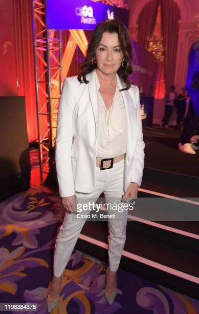 Suzi Perry attends the GQ Car Awards 2020 in assoociation with Michelin at the Corinthia Hotel London on February 3 2020 in London England