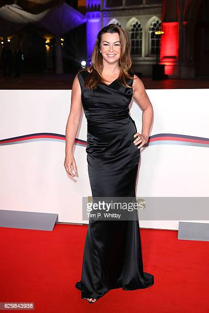 Suzi Perry attends The Sun Military Awards at The Guildhall on December 14 2016 in London England