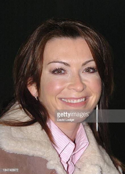 Suzi Perry during Schroders London International Boat Show Photocall January 6 2006 at ExCeL in London Great Britain