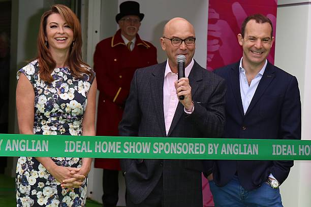 katie piper launches ideal home show photocall photos and images