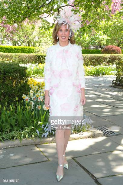 Suzie Aijala attends 36th Annual Frederick Law Olmsted Awards Luncheon Central Park Conservancy at The Conservatory Garden in Central Park on May 2...